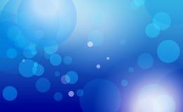 Priorità bassa blu astratta royalty illustrazione gratis
