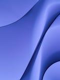 Priorità bassa blu astratta Immagine Stock Libera da Diritti