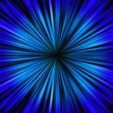 Priorità bassa blu astratta illustrazione vettoriale