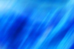 Priorità bassa blu astratta Fotografie Stock Libere da Diritti
