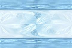 Priorità bassa blu astratta illustrazione di stock