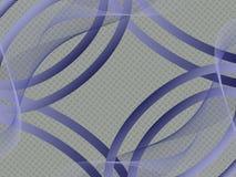 Priorità bassa blu astratta di colore Fotografia Stock