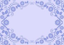 Priorità bassa blu-chiaro Fotografia Stock