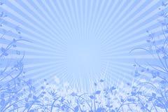 Priorità bassa blu-chiaro naturale Fotografia Stock Libera da Diritti