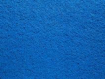 Priorità bassa blu della fibra Immagine Stock Libera da Diritti