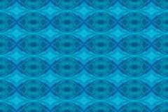 Priorità bassa blu della parete Immagini Stock