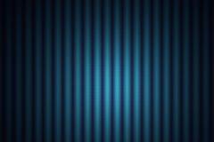 Priorità bassa blu della tenda Fotografie Stock Libere da Diritti