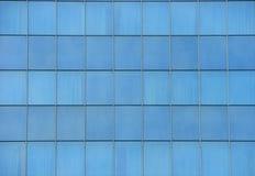 Priorità bassa blu delle finestre Fotografia Stock Libera da Diritti