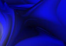 Priorità bassa blu (estratto) Fotografia Stock
