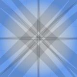 Priorità bassa blu moderna astratta Righe grige Fotografia Stock