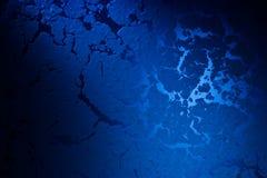 Priorità bassa blu scuro astratta Fotografia Stock Libera da Diritti