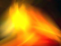 Priorità bassa calda dell'estratto di morbidezza Fotografie Stock