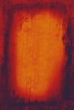 Priorità bassa calda di Grunge Fotografie Stock Libere da Diritti