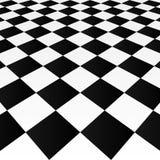 Priorità bassa Checkered Fotografia Stock