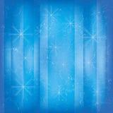 Priorità bassa chiara astratta di inverno Fotografie Stock