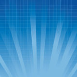 Priorità bassa chiara blu astratta Fotografie Stock