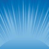 Priorità bassa chiara blu astratta Fotografia Stock Libera da Diritti