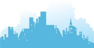 Priorità bassa - città - 2 Immagini Stock