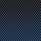 Priorità bassa classica della rete fissa del filo di acciaio Immagini Stock Libere da Diritti