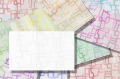 Priorità bassa colorata Fotografie Stock Libere da Diritti