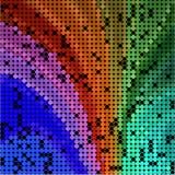 Priorità bassa colorata Fotografia Stock