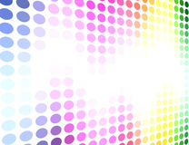 Priorità bassa colorata spettro Fotografie Stock