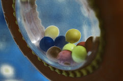 Priorità bassa Colourful Immagini Stock