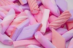 Priorità bassa Colourful della caramella Fotografie Stock Libere da Diritti