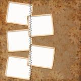 Priorità bassa con i blocchi per grafici Fotografie Stock Libere da Diritti