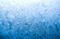 Priorità bassa congelata fotografie stock
