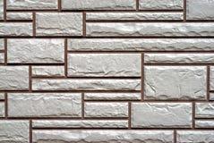 Priorità bassa coperta di tegoli della parete Immagini Stock