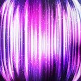 Priorità bassa cosmica astratta Fotografia Stock Libera da Diritti