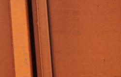 Priorità bassa d'acciaio Fotografia Stock Libera da Diritti