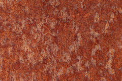 Priorità bassa d'acciaio di corrosione Fotografia Stock Libera da Diritti