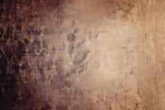 Priorità bassa d'acciaio di piastra metallica del vecchio grunge Fotografia Stock Libera da Diritti