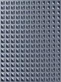 Priorità bassa d'acciaio spazzolata Fotografie Stock