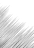 Priorità bassa d'argento astratta di vettore con il quadrato illustrazione vettoriale