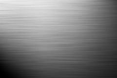 Priorità bassa d'argento di alluminio Fotografia Stock Libera da Diritti
