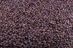 Priorità bassa da caffè fresco Fotografia Stock Libera da Diritti
