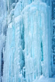 Priorità bassa da ghiaccio Fotografie Stock Libere da Diritti