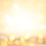 Priorità bassa Defocused degli indicatori luminosi di natale Fotografia Stock Libera da Diritti