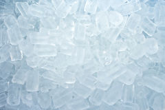 Priorità bassa dei cubi di ghiaccio immagine stock libera da diritti