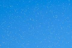Priorità bassa dei fiocchi di neve Fotografie Stock Libere da Diritti
