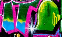 Priorità bassa dei graffiti immagine stock libera da diritti