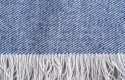 Priorità bassa dei jeans Immagine Stock Libera da Diritti