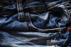Priorità bassa dei jeans Immagini Stock Libere da Diritti