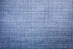 Priorità bassa dei jeans Fotografia Stock
