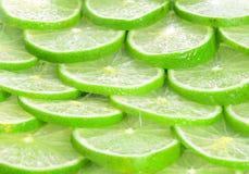 Priorità bassa dei limoni Immagini Stock Libere da Diritti