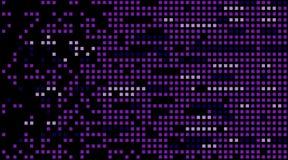 Priorità bassa dei quadrati colorati Reticolo geometrico illustrazione vettoriale