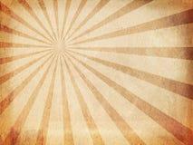 Priorità bassa dei raggi di sole dell'annata Fotografie Stock Libere da Diritti
